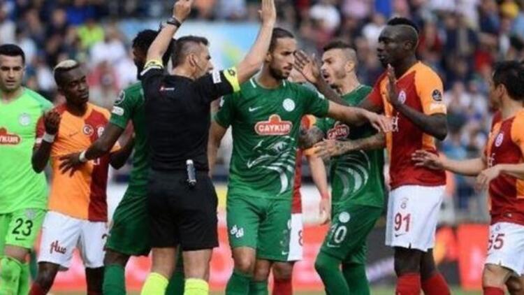 Galatasaray, Türkiye Kupası'nda Rize deplasmanında