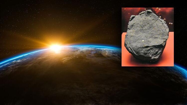 Gök taşında Dünya üzerindeki en eski madde keşfedildi