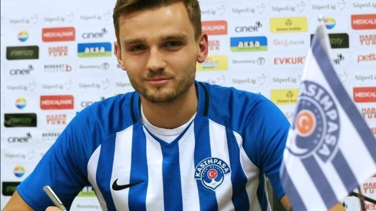 Son dakika transfer haberleri | Kasımpaşa, Tomas Brecka'yı transfer etti
