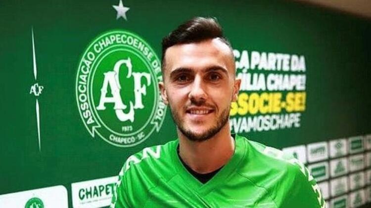 Gustavo Campanharo Kayseri'ye geldi