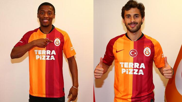 Galatasaray'da Saracchi ve Sekidika maç kadrosunda yok