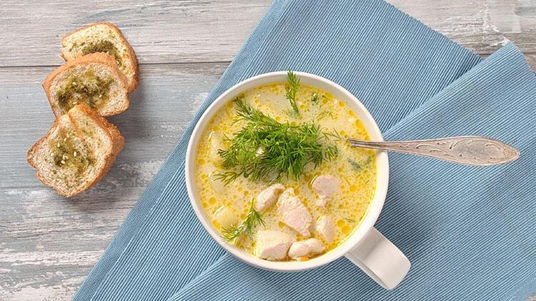 Lokanta usulü tavuk çorbası tarifi