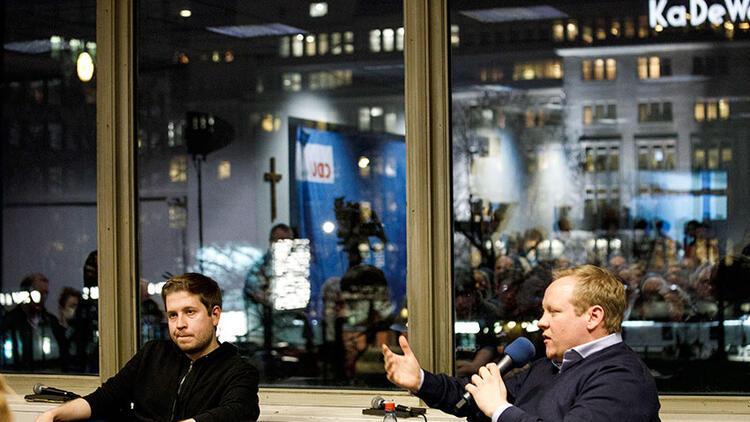 SPD-CDU ortaklığını iki ezeli rakip takımın ortaklığına benzetti