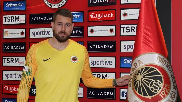 Son dakika transfer haberleri | Gençlerbirliği kaleci Nordfeldt'i transferi etti