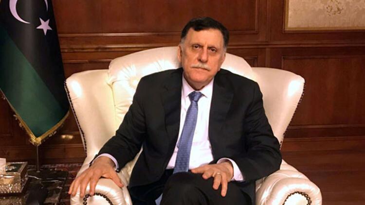 Serrac, ABD'nin Ankara Büyükelçisi ile görüştü