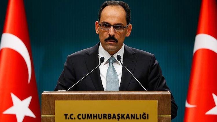 İbrahim Kalın CNN International'a konuştu! 'Cumhurbaşkanımızın çabaları sayesinde mümkün oldu'