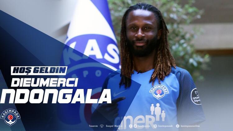 Son Dakika | Kasımpaşa, Ndongala'yı transfer etti!
