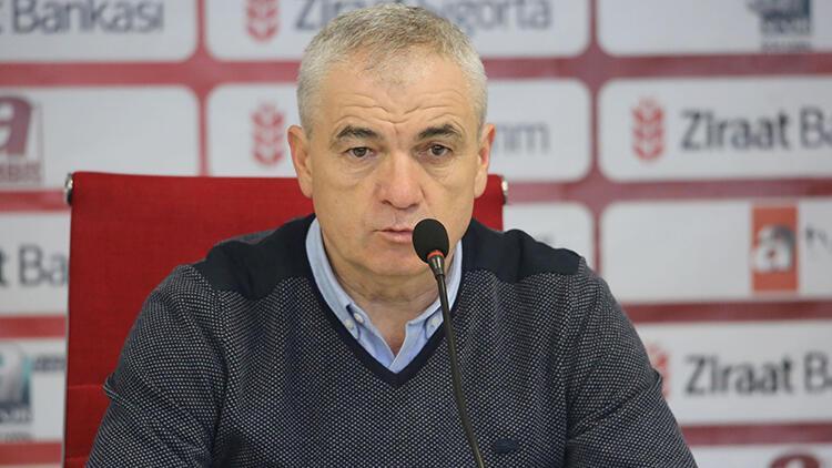 Sivasspor Teknik Direktörü Rıza Çalımbay: ''2 transfer  daha yapmak istiyoruz''