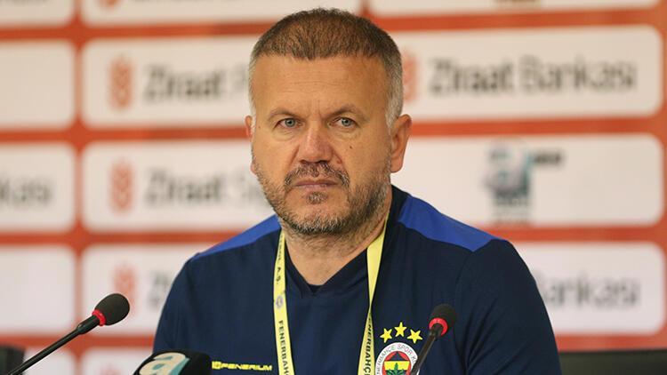 Fenerbahçe Antrenörü Volkan Kazak: ''Kadıköy'deki maç farklı olacaktır''