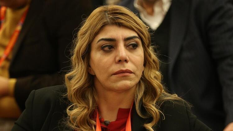 Kayserispor Başkanı Berna Gözbaşı: ''Hainler, kimse bize operasyon çekemez''