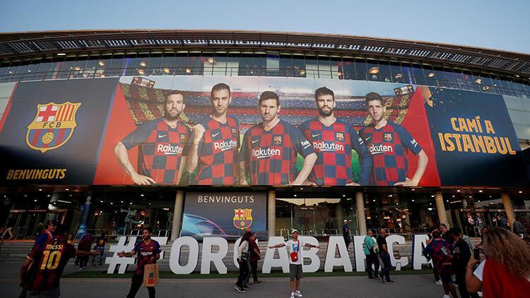 Para liginin yeni şampiyonu Barcelona