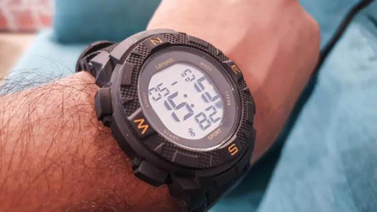 Lenovo'dan yeni akıllı saat: Lenovo Ego tanıtıldı, işte özellikleri