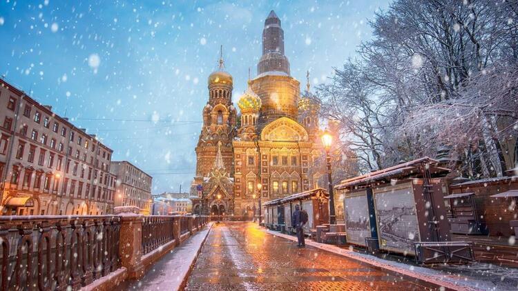 Kuzey'in Venedik'i: St. Petersburg