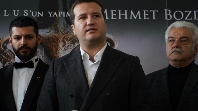 Mehmet Bozdağ: En iyi aksiyon sahnelerini biz çektik