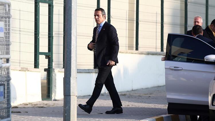 Fenerbahçe Başkanı Ali Koç ve yöneticiler Silivride: Yarın ara karar çıkabilir