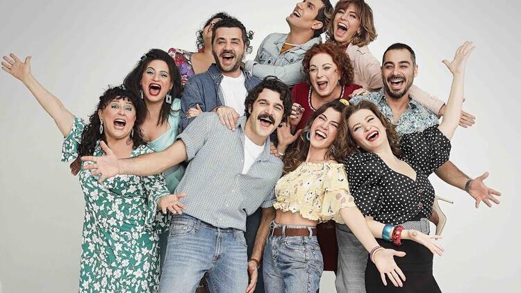 'İzmir'in Kızları' başlıyor
