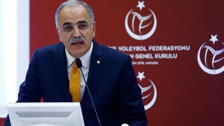 """TVF Başkanı Mehmet Akif Üstündağ, """"Filenin Sultanları""""nın başarısını değerlendirdi"""
