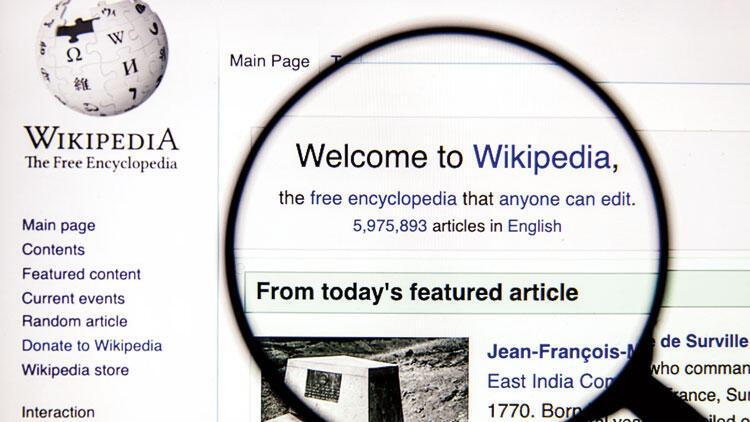 Wikipedia'nın dönüşü