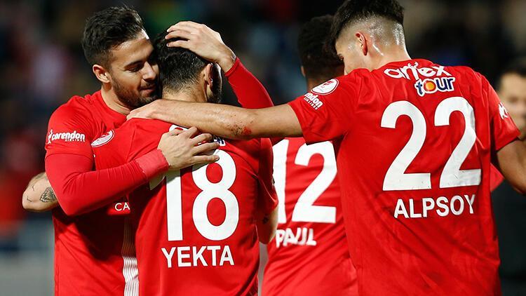 Antalyaspor 4-3 Göztepe  | Maçın özeti ve golleri