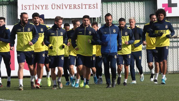 Fenerbahçe, sezonun ikinci yarısını Gaziantep'te açıyor!