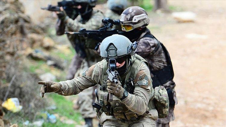 1 askeri şehit eden teröristler Tunceli'de etkisiz hale getirildi!