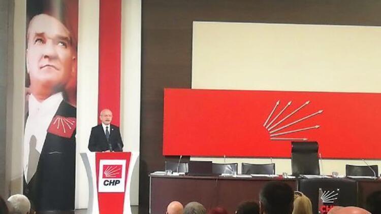 Kılıçdaroğlu: Türkiye'nin dış politikasını Putin yönlendiriyor