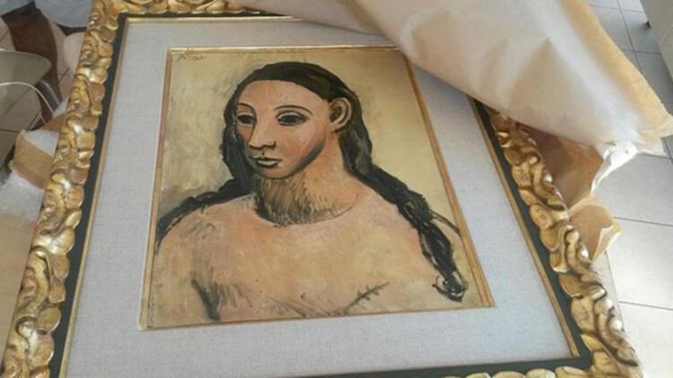 Milyarder işadamına Picasso kaçakçılığı cezası