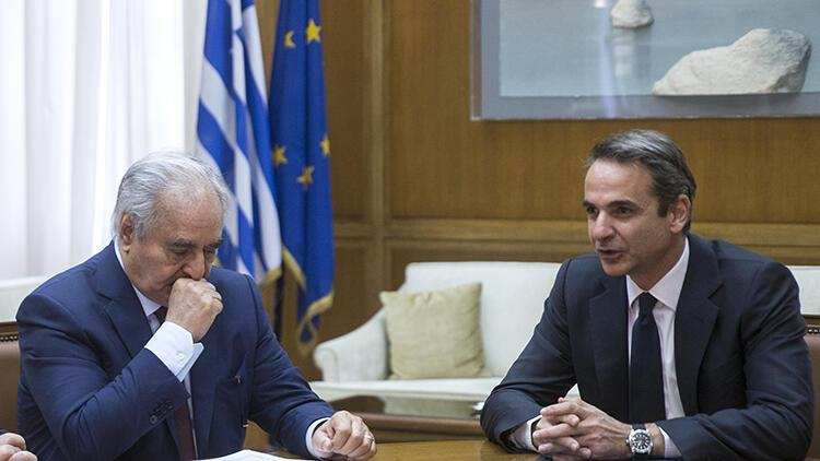 Almanya: Yunanistan'ın Libya Konferansı'na daveti hiç gündeme gelmedi