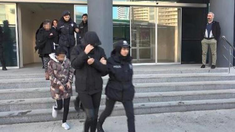 Bursa'da 700 polisle düzenlenen uyuşturucu operasyonuna 22 tutuklama