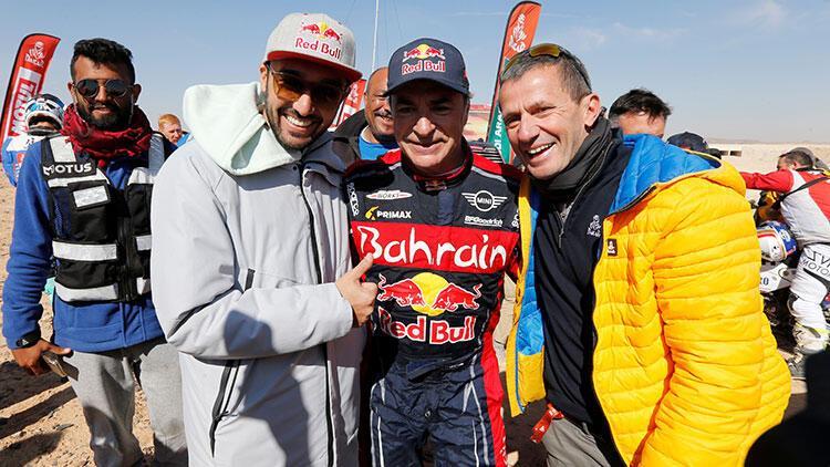 Dakar'da şampiyon Carlos Sainz!