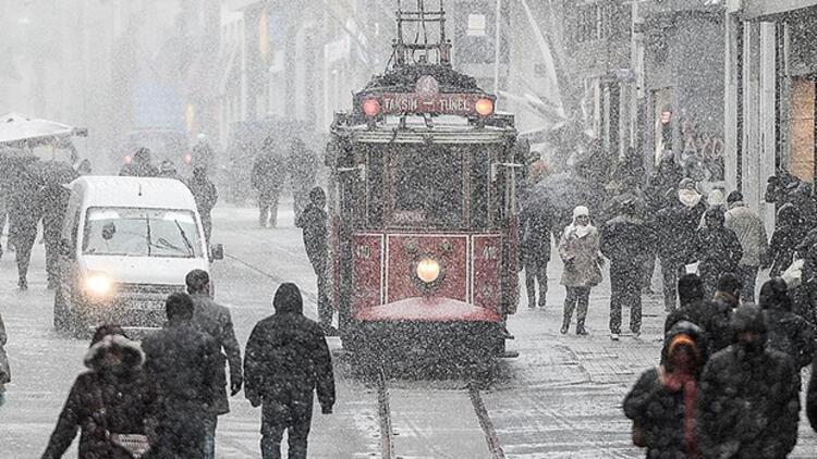 İstanbula kar ne zaman yağacak Hafta sonu hava nasıl olacak 18 19 Ocak hava durumu raporu