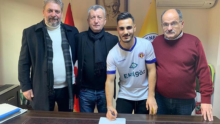 Ekol Göz Menemenspor, Göztepe'den Yusuf Talum'u kiraladı | Transfer Haberleri