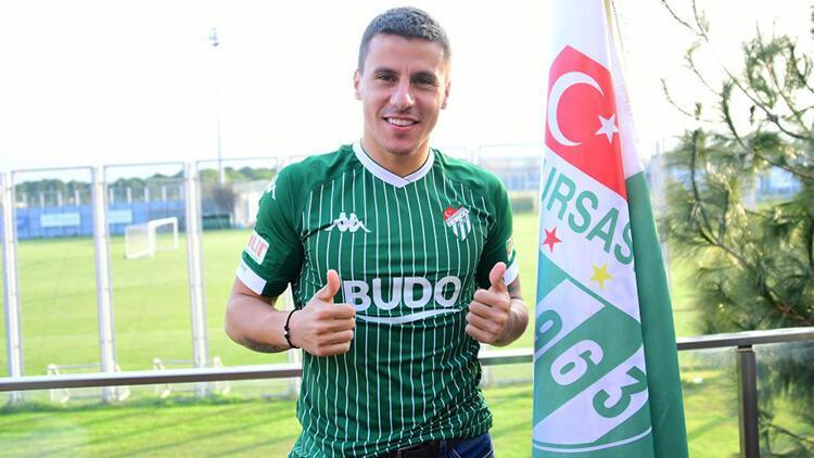 Bursaspor, Kerem Can Akyüz'ü 1,5 yıllığına transfer etti