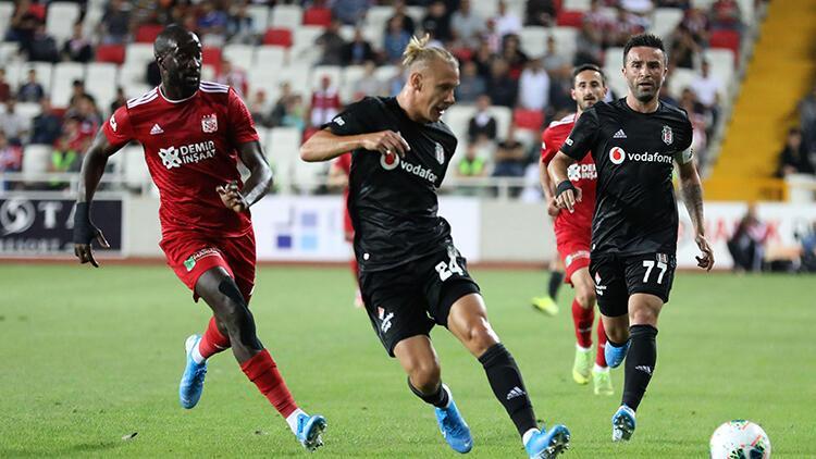 Sivasspor, Beşiktaş maçında 3 büyüklere karşı 82. sınavına çıkacak