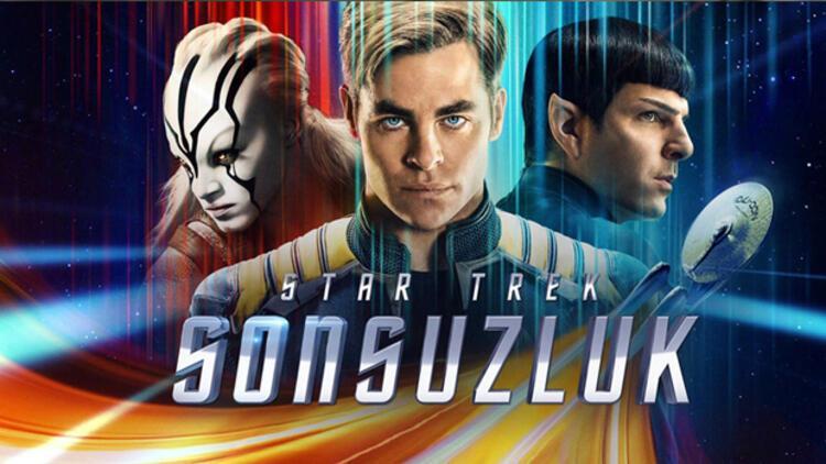 Star Trek Sonsuzluk oyuncuları kimler? Star Trek Sonsuzluk ne zaman çekildi konusu ne?