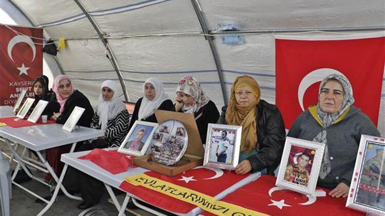 HDP önündeki eylemde 138'inci gün