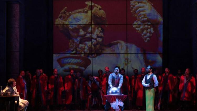 """MDOB, """"Carmina Burana"""" balesini yeni formuyla sahneleyecek"""