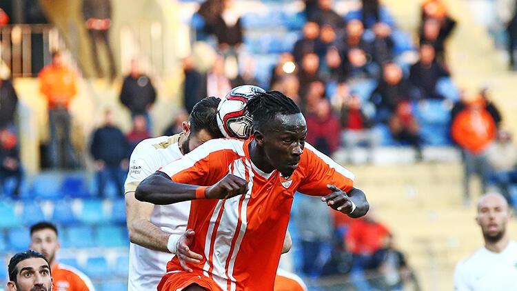 Adanaspor 0-0 Akhisarspor