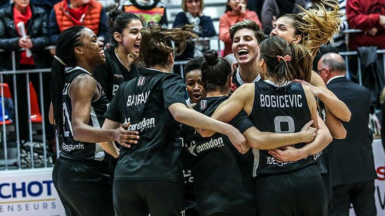 İzmit Belediyespor 81-85 Beşiktaş TRC İnşaat