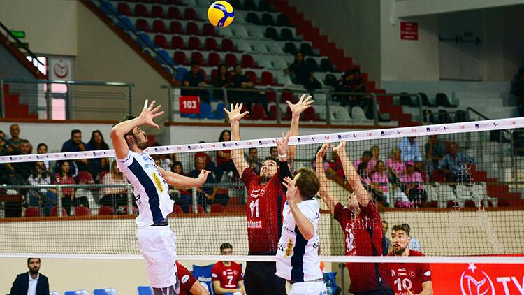 Tokat Belediye Plevne 0-3 Arkas Spor
