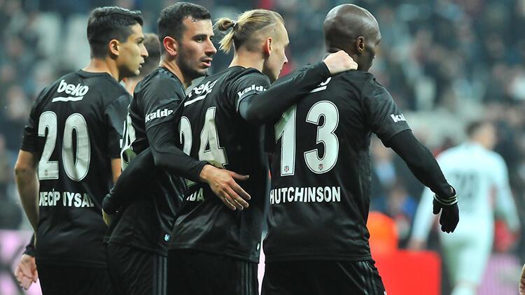 Beşiktaş ile Sivasspor'un istatistiklerinden çıkan sonuç: Golsüz bitmez