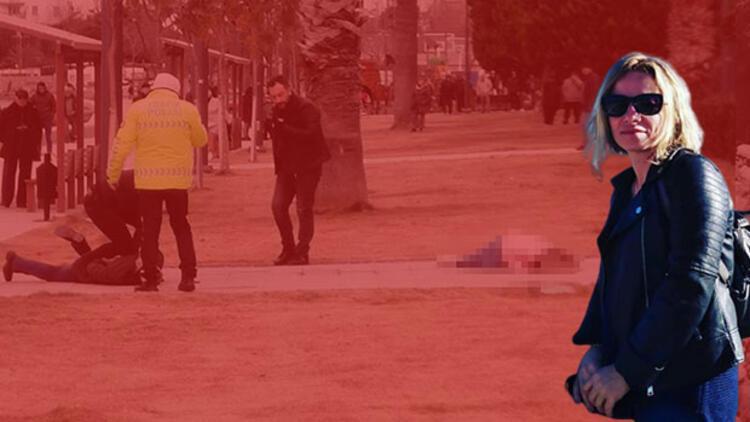 İzmir'de vahşet! Başında bekledi böyle gözaltına alındı