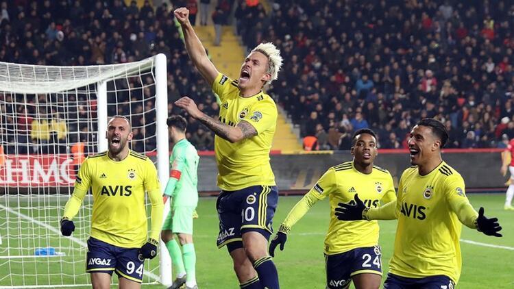 Fenerbahçe'nin Türkiye Kupası'nda konuğu Kayserispor