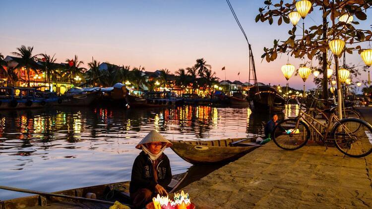 Vietnam'ın Venedik'i Hoi An