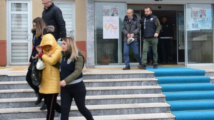 Rize'de fuhuş operasyonunda 42 kişi yakalandı