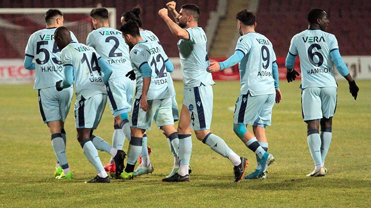 Ekol Hastanesi Balıkesirspor 1-6 Adana Demirspor