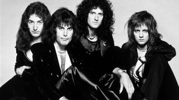 Queen grubuna özel madeni para