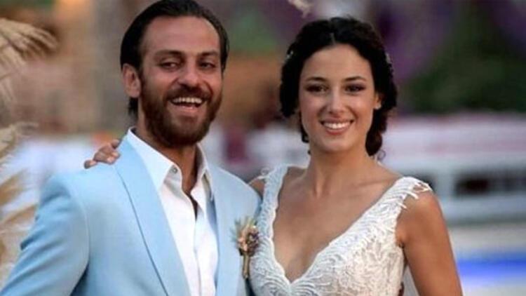 Cansu Tosun ve eşi Erkan Kolçak Köstendil bebeklerine 'Marsel' adını verecek