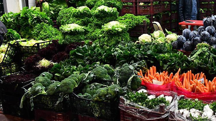 Sebze değil zehir yiyoruz