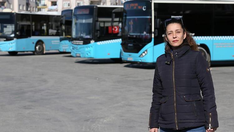 Antalya'da kadın şoförlerin tuvalet tepkisi